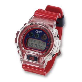 ジーショック(G-SHOCK)の【新品未使用】広島carp G-SHOCK 2021年モデル カープ(腕時計(デジタル))