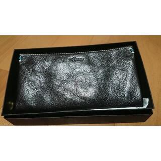 バギーポート(BAGGY PORT)のBAGGY'S ANNEX 長財布 バルサビア ブラック(財布)