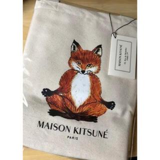 メゾンキツネ(MAISON KITSUNE')のMaison Kitsune メゾンキツネ☆Foxトートバッグ(トートバッグ)