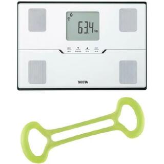 TANITA 体組成計 BC-768-WH  WHITE (体重計/体脂肪計)