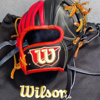 ウィルソン(wilson)のウィルソン Wilson 内野用トレーニンググローブ グラブ(グローブ)