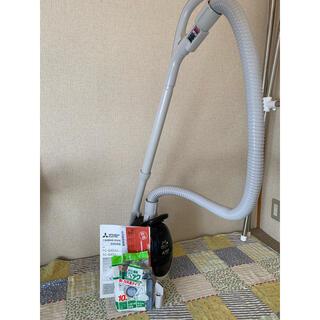 三菱 - 三菱掃除機 TC-SXG1-A 紙パック式クリーナー 紙パック式掃除機