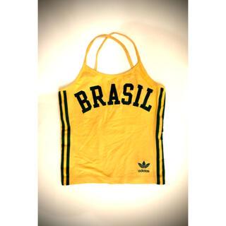 アディダス(adidas)の正規品 FIFAワールドカップ公式グッズ アディダスキャミソール(ヨガ)