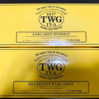 TWG Tea コットンティーバッグ 17個(茶)