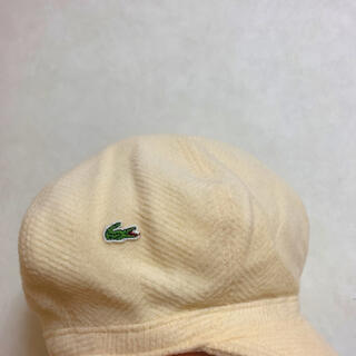 ラコステ(LACOSTE)のお値下げ中✩LACOSTE ラコステ 帽子(キャップ)