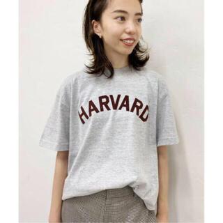 ドゥーズィエムクラス(DEUXIEME CLASSE)のGOOD ROCK SPEED/ HARVARD Tシャツ  (Tシャツ(半袖/袖なし))