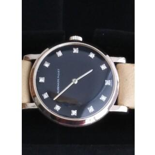 オーデマピゲ(AUDEMARS PIGUET)の売切り破格 世界三大時計 オーデマピゲ K18WG/12Pダイヤ(腕時計)