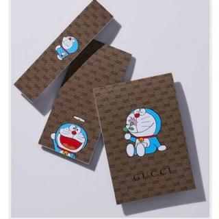 グッチ(Gucci)のプレシャス3月号 ドラえもん×GUCCI 特製便箋 付録のみ。(ノート/メモ帳/ふせん)