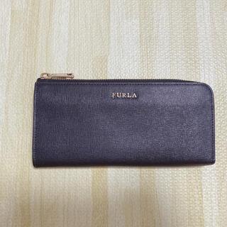 フルラ(Furla)の【超美品】FURLA☆未使用同等☆L字ファスナー長財布(財布)