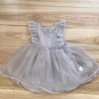 キッズ フォーマルドレス ワンピース サイズ100(ドレス/フォーマル)