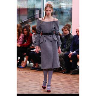 プラダ(PRADA)のPRADA ファッションショー ドレスコート 早い者勝ち シャネル ラフシモンズ(ロングコート)