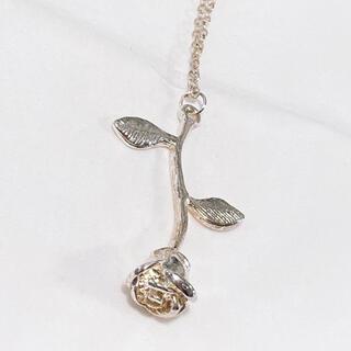 ローズバッド(ROSE BUD)の薔薇 ネックレス(ネックレス)