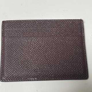 ジルサンダー(Jil Sander)のジルサンダー jilsander カードケース(名刺入れ/定期入れ)