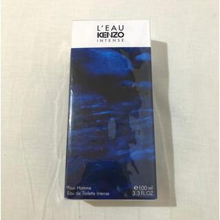 ケンゾー(KENZO)のKENZO 香水 100ml 新品(香水(男性用))
