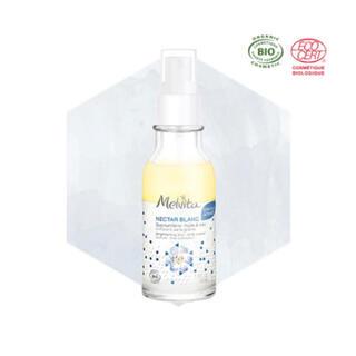 メルヴィータ(Melvita)の新品未使用 メルヴィータ ネクターブラン ウォーターオイル デュオ(ブースター/導入液)