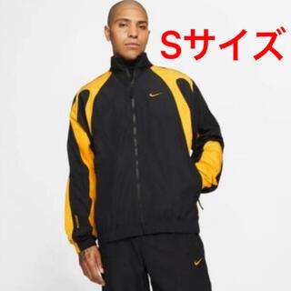 ナイキ(NIKE)の【国内正規品】NOCTA x Nike Track Jacket 黒 Sサイズ(ナイロンジャケット)