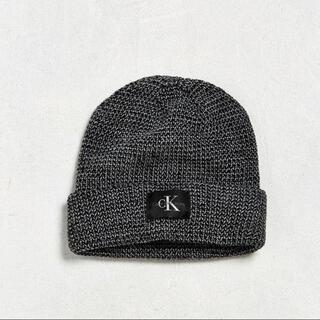 カルバンクライン(Calvin Klein)のCalvin Klein beanie ニット帽 カルバンクライン(ニット帽/ビーニー)