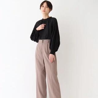 エージーバイアクアガール(AG by aquagirl)の❤︎AG by aquagirl 美品 ドットシャツ(シャツ/ブラウス(長袖/七分))