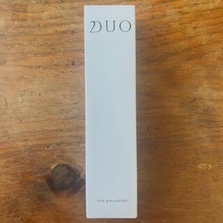 DUO ザ エマルジョン 美容乳液 60mL(乳液/ミルク)
