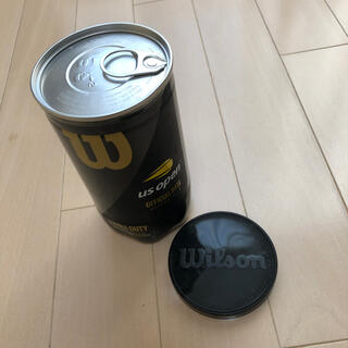 ウィルソン(wilson)の新品未開封硬式テニス ボール2個セット(ボール)