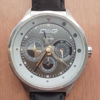 ドルチェアンドガッバーナ(DOLCE&GABBANA)のドルチェ&ガッバーナ  クロノグラフ(腕時計(アナログ))