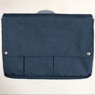 コクヨ(コクヨ)のコクヨ バッグインバッグ インナーバッグ Bizrack up A4 ネイビー(ビジネスバッグ)