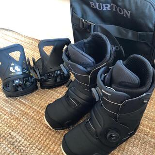 バートン(BURTON)のバートン ステップオン ブーツ&ビンディングのセット 27cm(ブーツ)