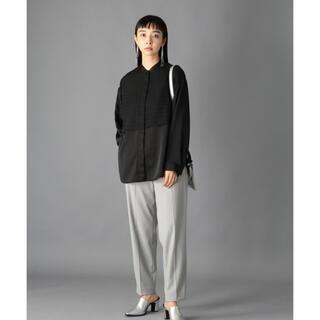 ハレ(HARE)のHARE シアーチェックレイヤードシャツ(シャツ/ブラウス(長袖/七分))