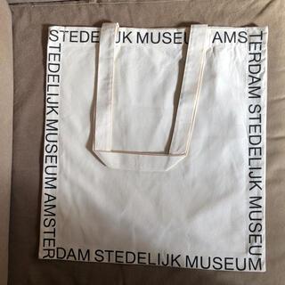 ヤエカ(YAECA)のアムステルダム市立美術館オリジナルエコバッグ  トートバッグ (1)(トートバッグ)