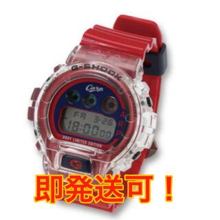 ジーショック(G-SHOCK)の2021年モデル 広島カープ G-SHOCK 2000本限定(応援グッズ)