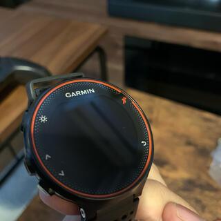ガーミン(GARMIN)のGARMIN ForeAthlete 235J red(腕時計(デジタル))