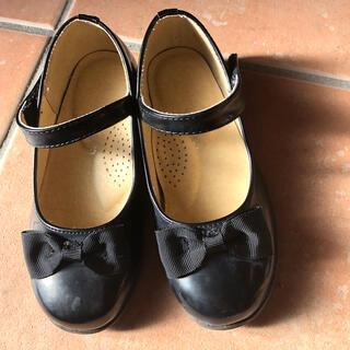 女児 フォーマル靴 17cm(その他)