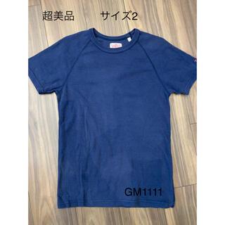 ハリウッドランチマーケット(HOLLYWOOD RANCH MARKET)の超美品 ハリウッドランチマーケット ストレッチフライス ショートスリーヴTシャツ(Tシャツ/カットソー(半袖/袖なし))