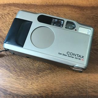 キョウセラ(京セラ)の美品 CONTAX T2 おまけ付き(フィルムカメラ)