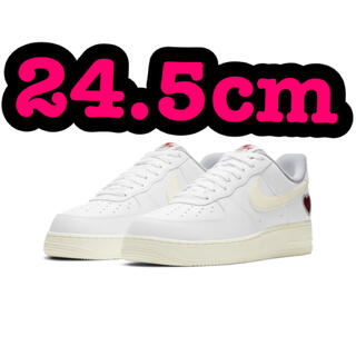 "ナイキ(NIKE)の24.5cmNIKE AIR FORCE 1 ""VALENTINE'S DAY""(スニーカー)"