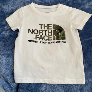 ザノースフェイス(THE NORTH FACE)のとの@様専用THE NORTH FACE Tシャツ80cm中古(Tシャツ)