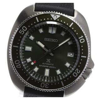セイコー(SEIKO)の☆良品 セイコー プロスペックス デイト 6R35-00T0 メンズ 【中古】(腕時計(アナログ))