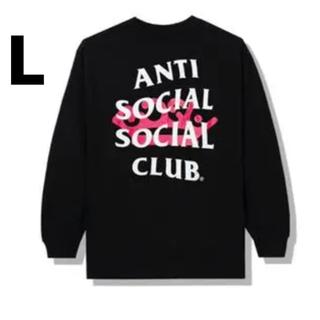 アンチ(ANTI)のBiSH x anti social social club ロングTシャツ(Tシャツ/カットソー(七分/長袖))