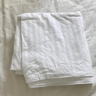ニトリ - ニトリ Nホテル 敷ふとんカバー シングルサイズ