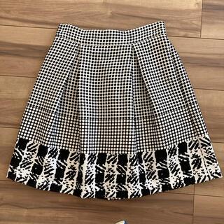 プールスタジオ(pool studio)のプールスタジオアリヴィエのスカート(ひざ丈スカート)