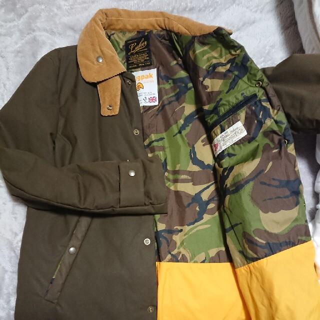 NEIGHBORHOOD(ネイバーフッド)の別注 LUKER BY NEIGHBORHOOD コート snugpak メンズのジャケット/アウター(ミリタリージャケット)の商品写真