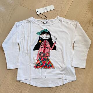 マークバイマークジェイコブス(MARC BY MARC JACOBS)の【新品】リトルマークジェイコブス カットソー  ロンT 3歳 90 95(Tシャツ/カットソー)