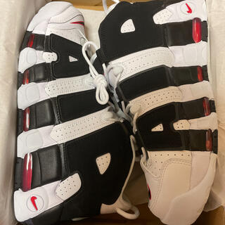 ナイキ(NIKE)のnike air more uptempo scottie pippen 29(スニーカー)