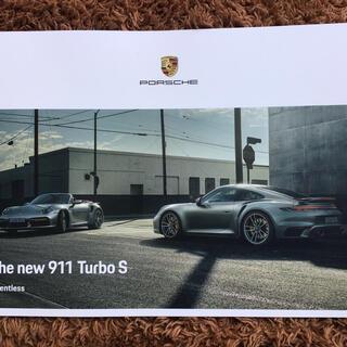 ポルシェ(Porsche)のポルシェ911ターボ (カタログ/マニュアル)