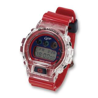 ジーショック(G-SHOCK)の即発送 新品未使用 広島carp G-SHOCK 2021年モデル カープ(腕時計(デジタル))