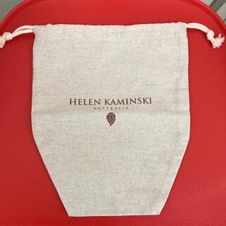 ヘレンカミンスキー(HELEN KAMINSKI)のヘレンカミンスキー 未使用 帽子 収納袋 保存袋(その他)