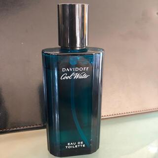 ダビドフ(DAVIDOFF)のdavidoff cool water (香水(男性用))