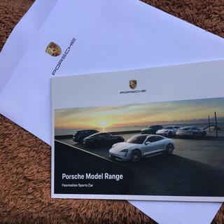 ポルシェ(Porsche)のポルシェ (カタログ/マニュアル)
