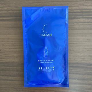 タカミ(TAKAMI)のTAKAMI スキンピールマスク(パック/フェイスマスク)