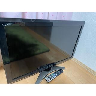 アクオス(AQUOS)の値下げ!SHARP AQUOS テレビ 32型(テレビ)